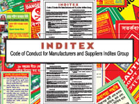 inditex Bangla and English Buyer Code of Conduct (COC)