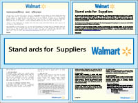Walmart Bangla and English Buyer Code of Conduct (COC)
